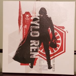 Kylo Ren Star Wars Canvas